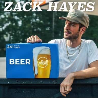 Beer by Zack Hayes