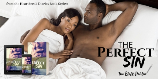 The Perfect Sin book, by The Blakk Dahlia