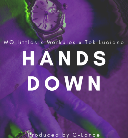 Hands Down by M.O. Littles