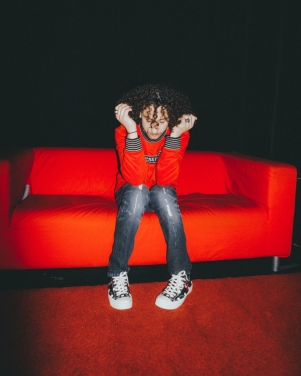 Portland emo rapper, Keith Canva$
