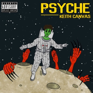 Psyche by Keith Canva$